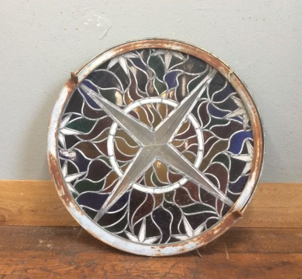 Stained Glass Centre Piece