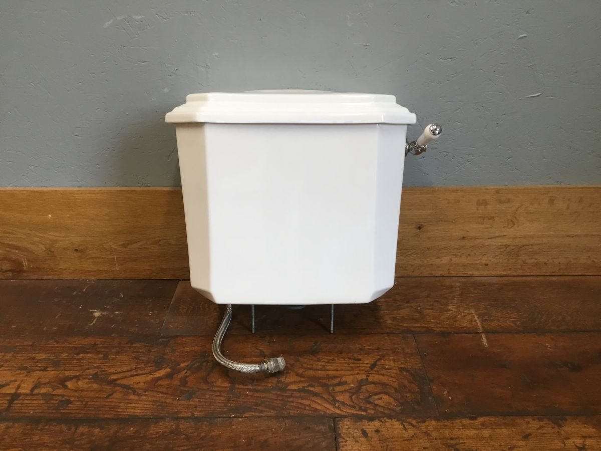 White Fired Earth Cistern