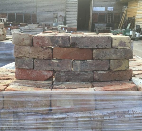 Red Multi Stock Brick