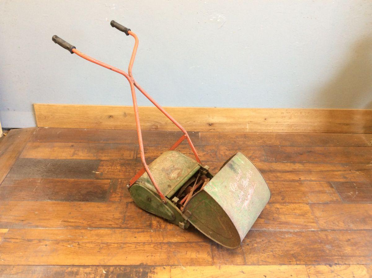 Vintage Lawn Mower