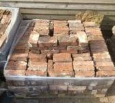 Handmade English Tudor Red Brick