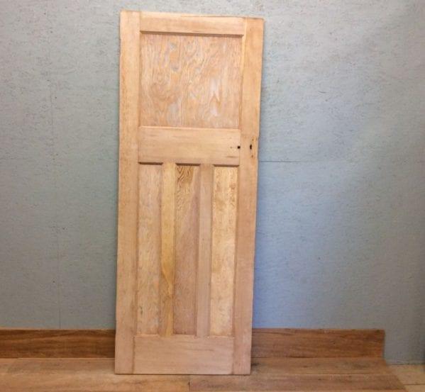 1 Over 3 - Stripped 4 Panelled Door