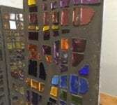 Chapel Stained Glass Wall Panels