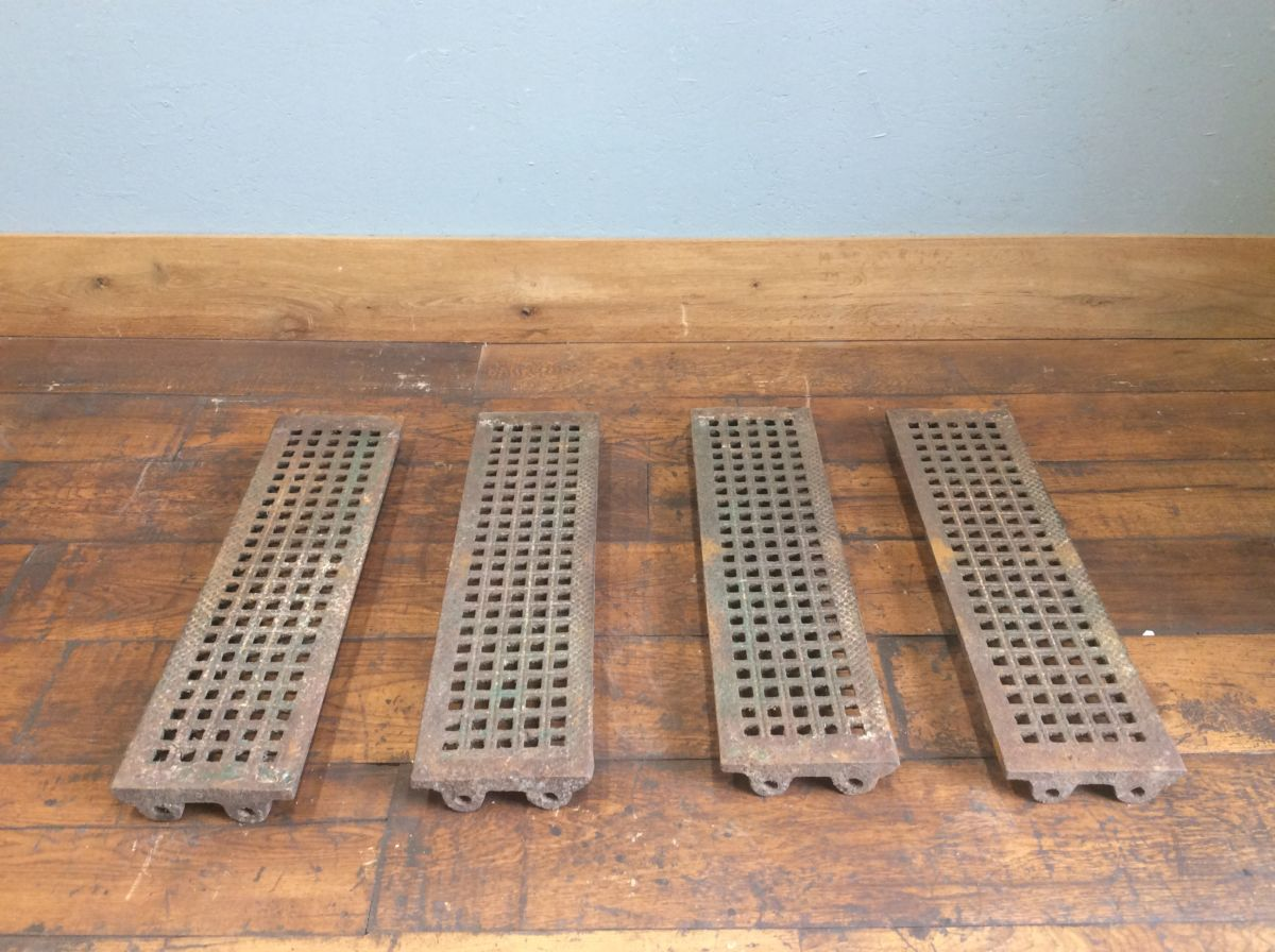 Cast Iron Metal Grates