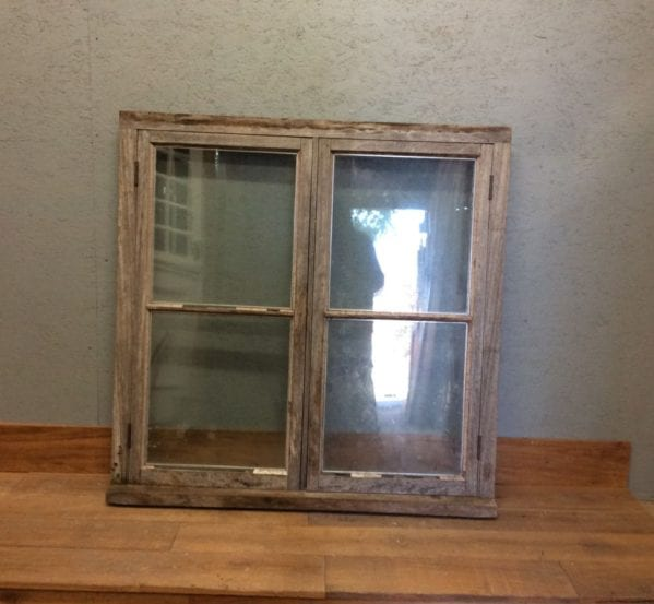 Period Casement Windows - Stripped Frame
