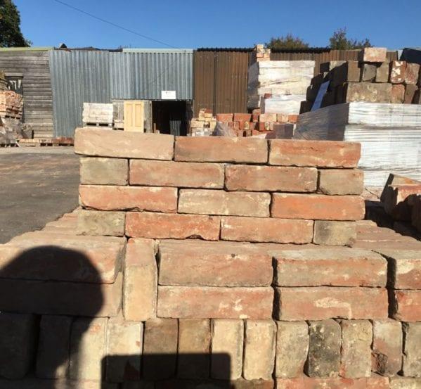 Red Victorian Handmade Brick