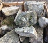Sandstone Reclaimed Walling