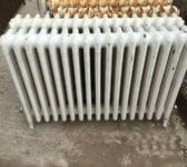 Cathedral 4 Bar Reclaimed Radiator