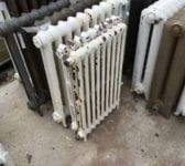 Reclaimed Small 2 Bar Radiator