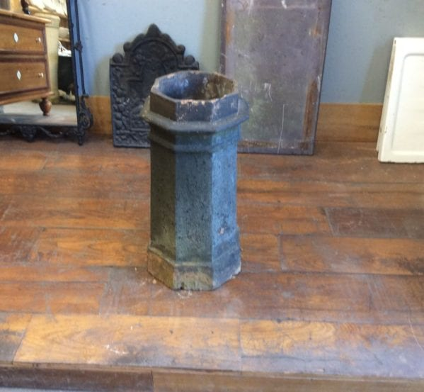Medium Hexagonal Chimney Pot