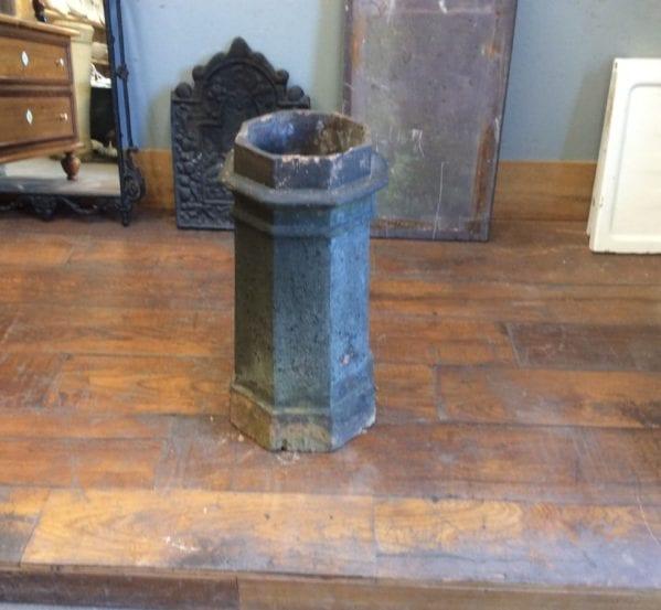Medium Hexagonal Chimney Pot