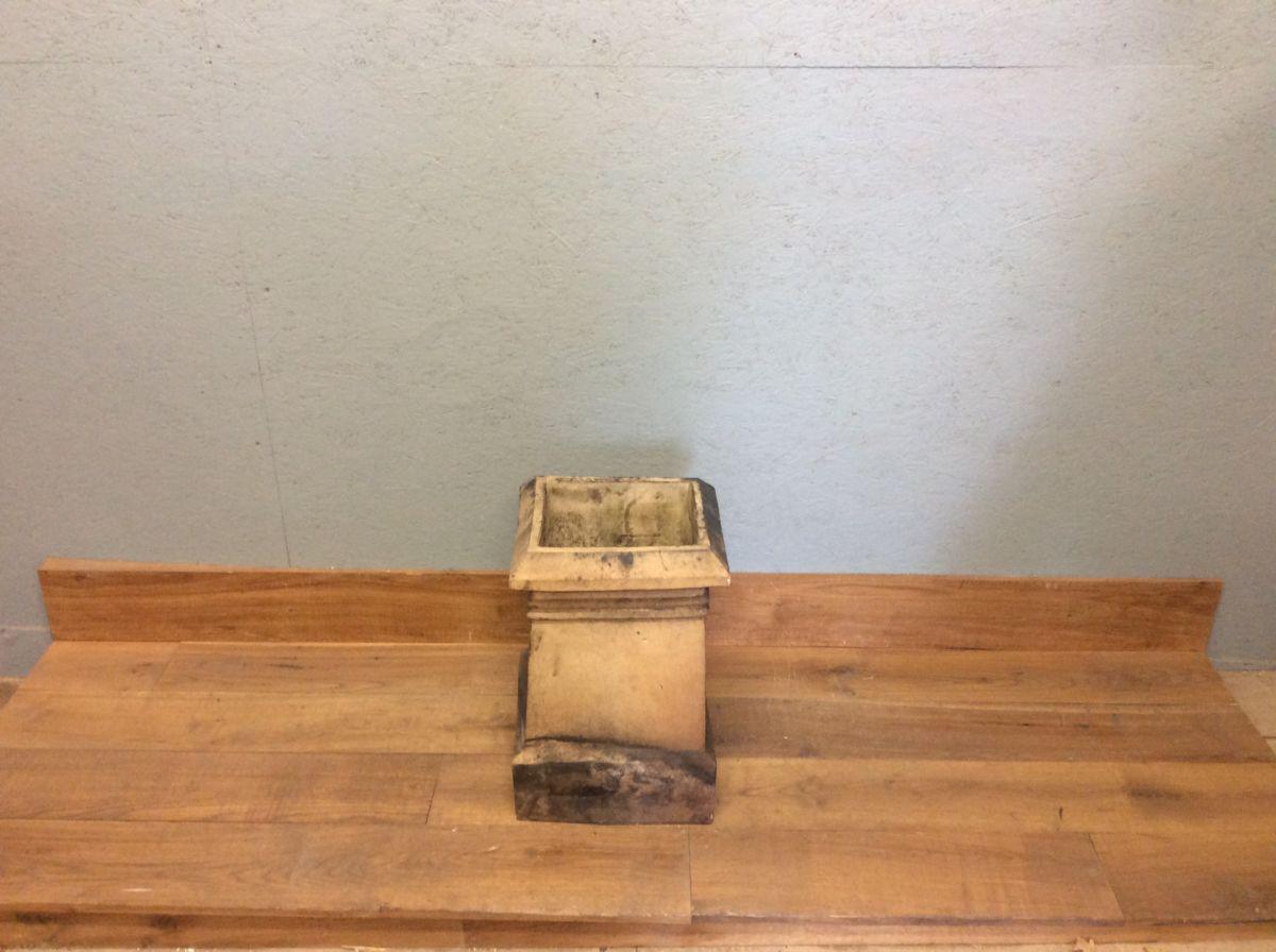 Square Based Chimney Pot