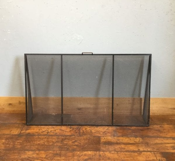Large Metal Fire Screen