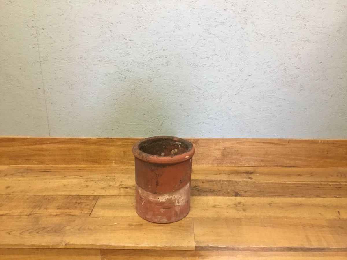 Simple Straight Cannon Chimney Pot