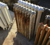 Reclaimed Detailed Princess Radiator