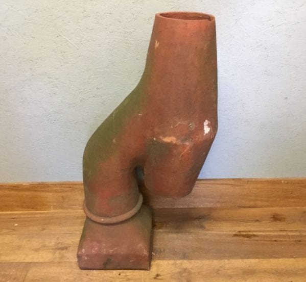 Reclaimed Popular Terracotta Chimney Pot