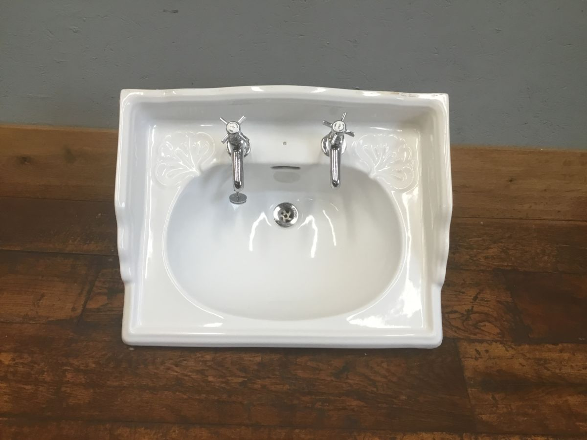 Leaf Pattern Soap Dish Basin