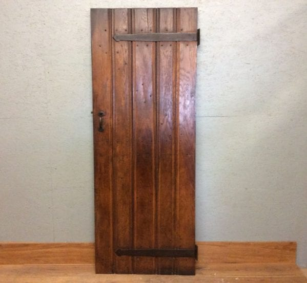 Oak Ledge & Brace Door Exquisite!