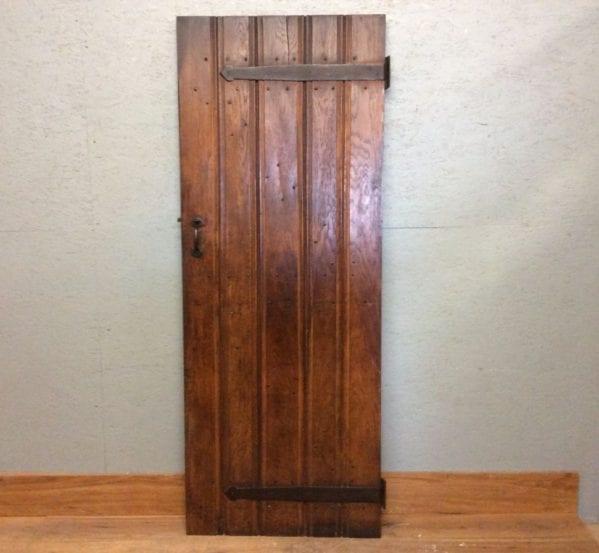 Oak Ledge & Brace Door Exquisite!