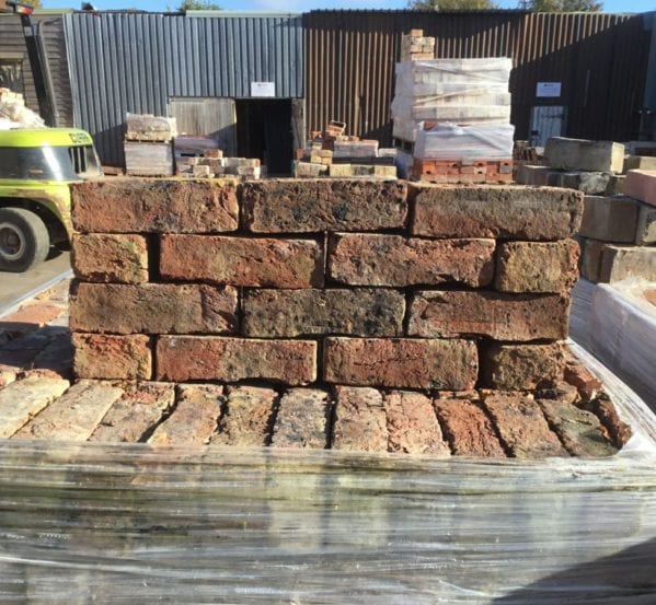 Red Stock Brick