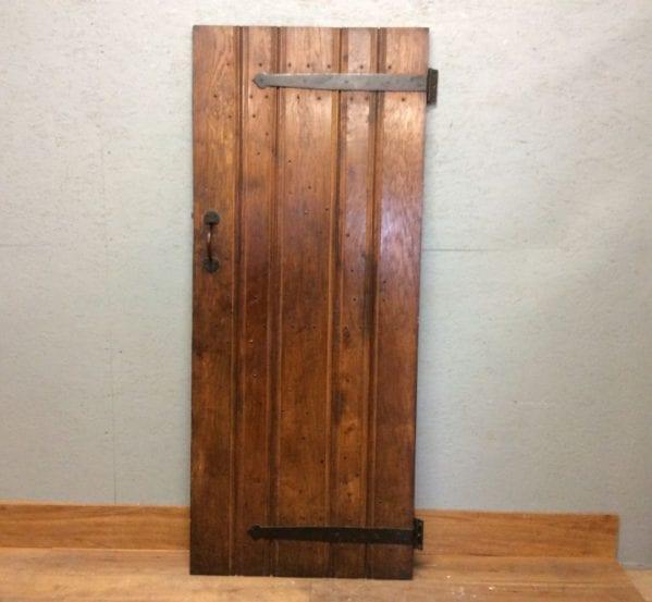 Exquisite Oak Ledge & Brace Door