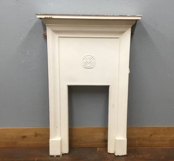 Slim Cast Iron Fire Surround