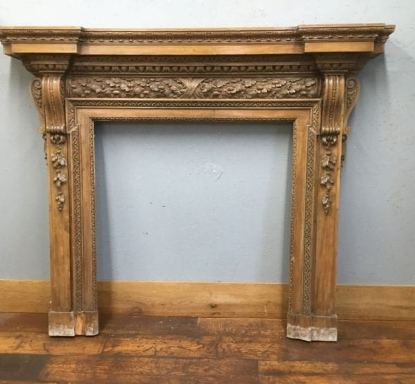 Arts & Crafts Fire Surround