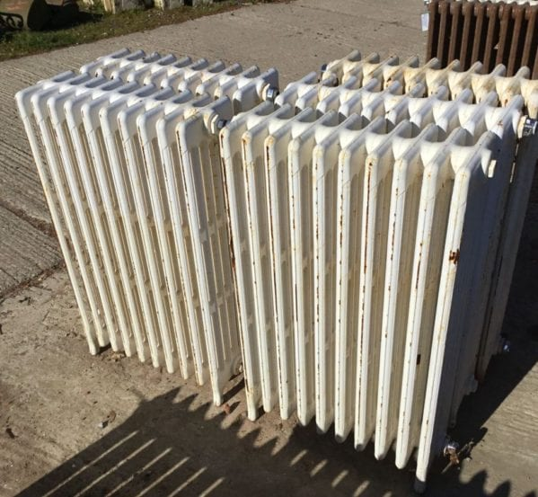 Reclaimed 6 Bar Radiator Batch