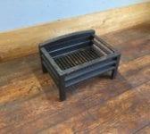 Modern Rectangular Fire Basket