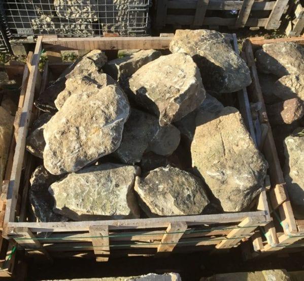 Rag Stone Rockery