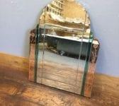 Art Deco Wall Mounted Mirror