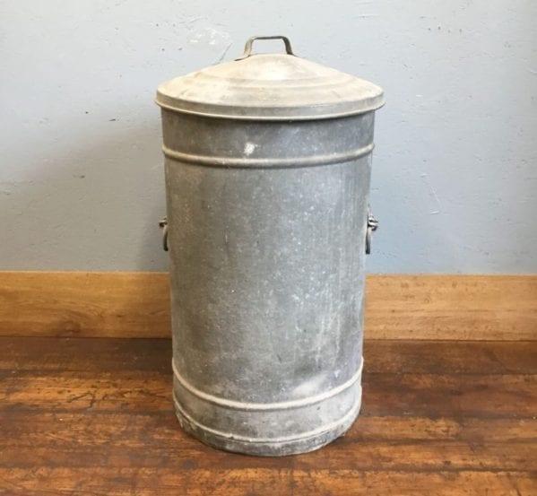 Galvanised Tin Feed Bin