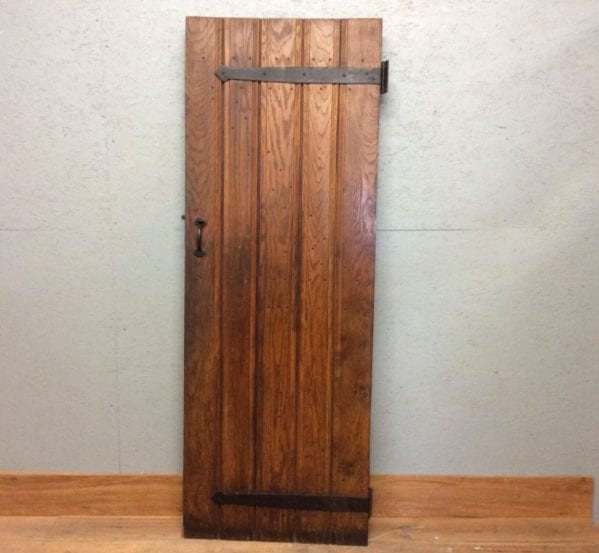 Oak Exquisite Ledge & Brace Door