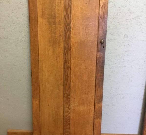 2 Panel Reclaimed Cupboard Door