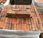 Handmade Mixed Red Brick