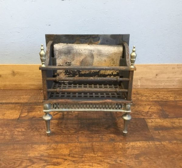 Rectangular Fire Basket & Fire Brick