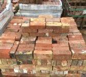 Mixed Red Handmade Brick Batch