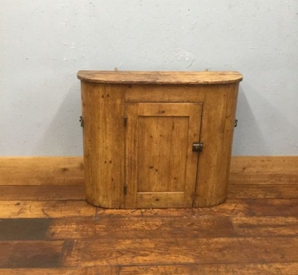 Antique Pine Dough Bin