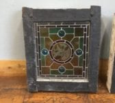 Oak Framed Stained Glass Windows
