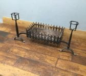 Very Large Candle Holding Fire Basket