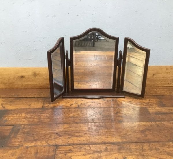 Dressing Table Folding Mirror