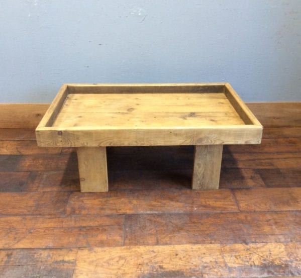 Textured Pine Coffee/Games Table