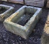 Cornish Granite Reclaimed Trough