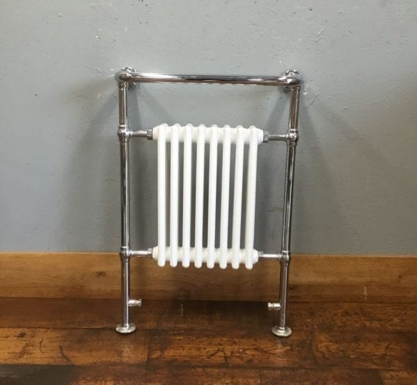 Central Radiator Heated Towel Rail