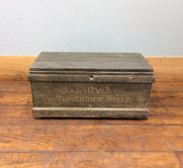 Antique Tunbridge Wells Box