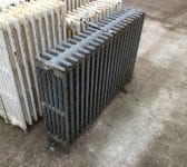 Painted Reclaimed 6 Bar Radiator