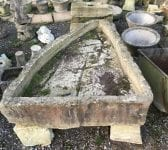 Reclaimed Recently Troughed Stone Piece