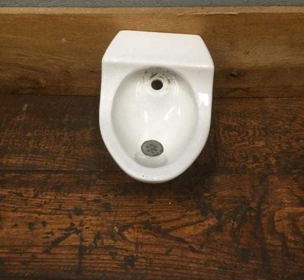 Child's Porcelain Urinal