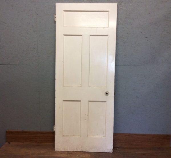 Slightly Narrow 5 Panelled Door