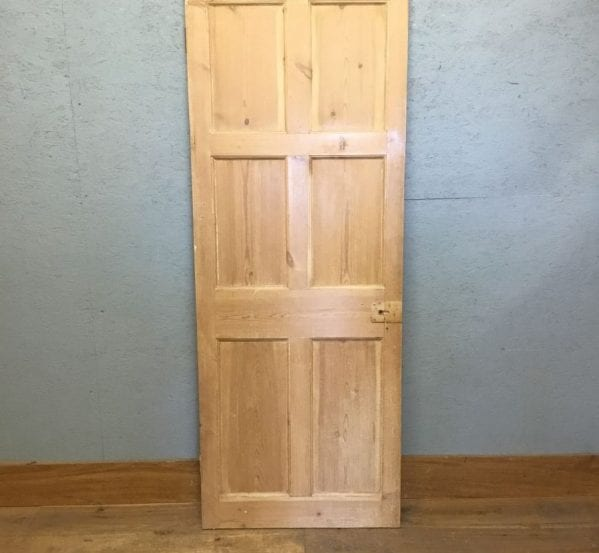 Stripped Solid 6 Panel Door